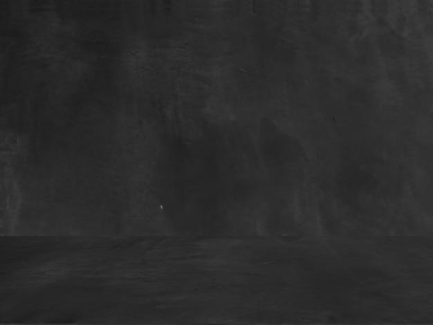 Papel de parede escuro de textura grunge de fundo preto antigo