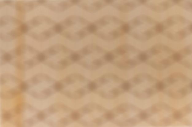 Papel de parede interior efeito de desfoque de parede com padrão de madeira