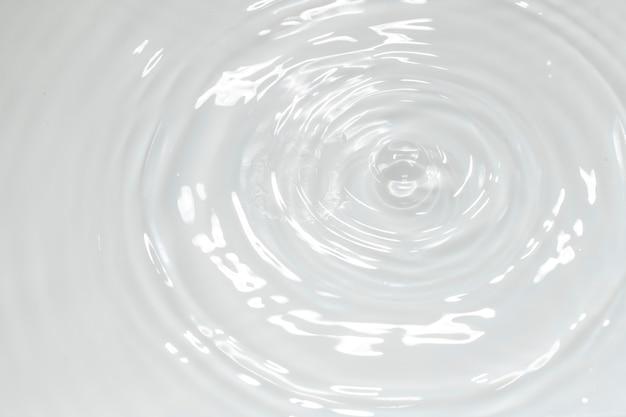 Papel de parede texturizado de ondulação de água
