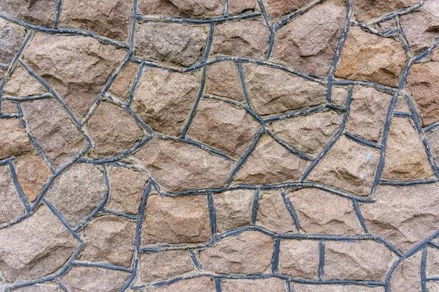 Papel de parede vintage rachado superfície obsoleta enferrujada