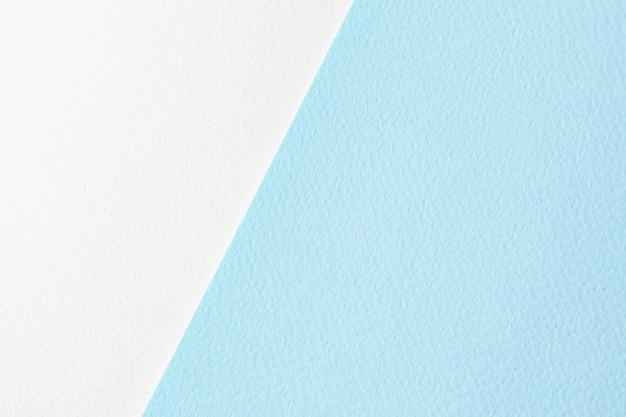 Papel de textura bege e azul. imagem de fundo