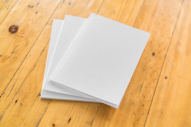 Papel elemento de folha de papel branco