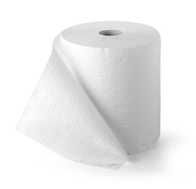 Papel higiênico simples