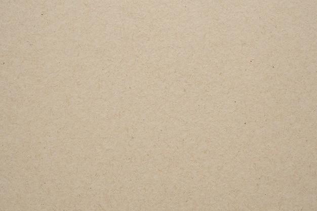 Papel kraft reciclado marrom eco com textura de papelão