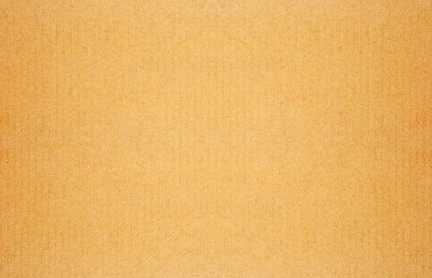 Papel pardo ou fundo de textura de papelão.