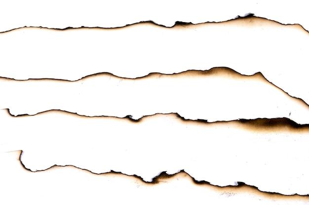 Papel queimado velho grunge abstrato textura
