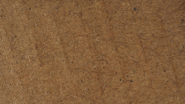 Papel reciclado marrom para textura e fundo. sem pessoas