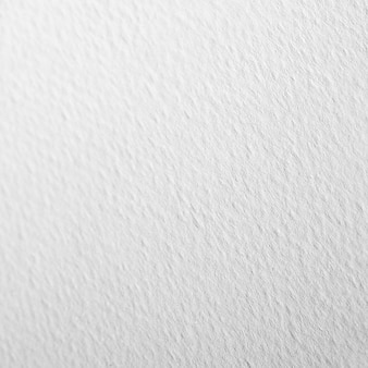 Papel texturizado branco em close-up