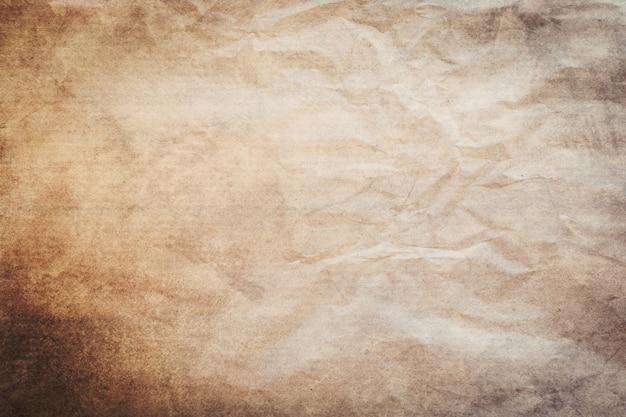 Papel velho de grunge e fundo vintage sujo e textura com espaço.
