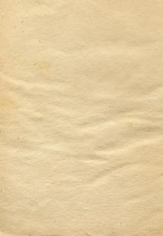 Papel velho textura leve sombra de cor