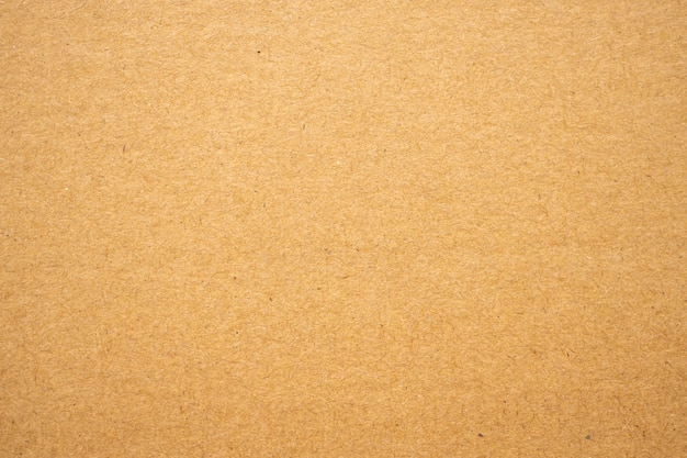 Papelão reciclado marrom velho com textura de papel ecológico
