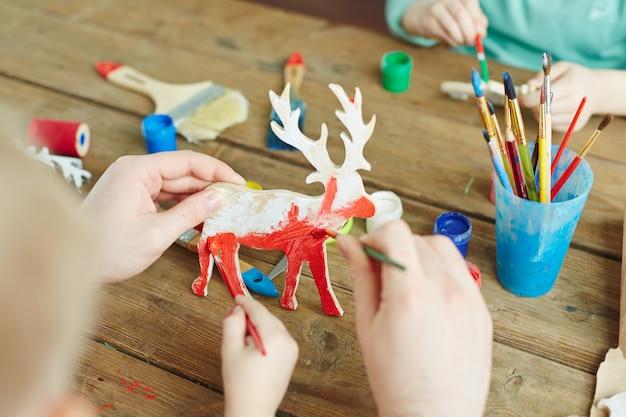 Papercraft de natal