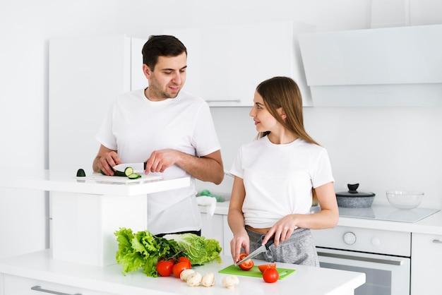 Par cozinha