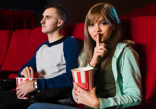 Par, em, cinema