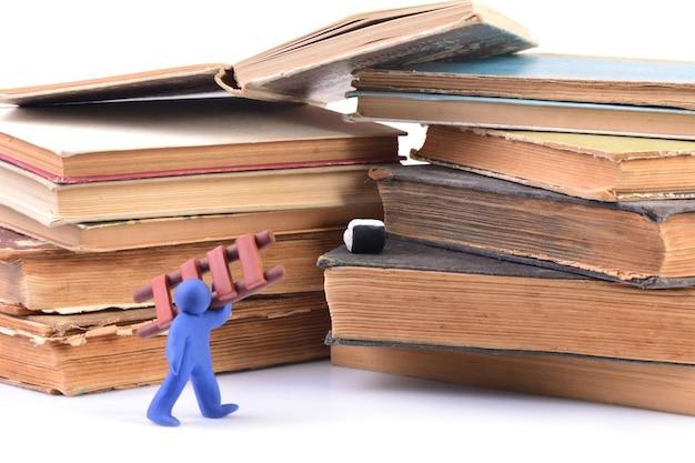 Para a biblioteca de conhecimento