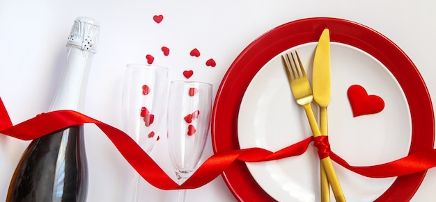 Parabéns jantar romântico dia dos namorados.