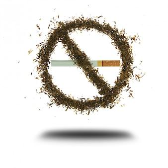 Parar de fumar.