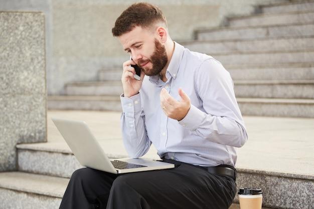 Parceiro de negócios de consultoria