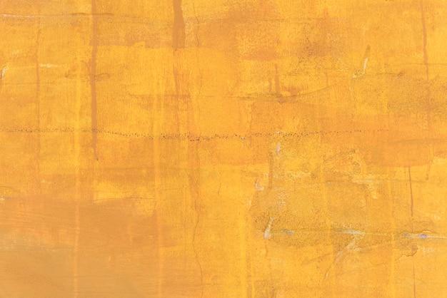 Parede amarela