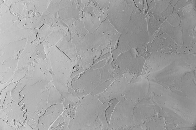 Parede áspera de cimento com aparência texturizada