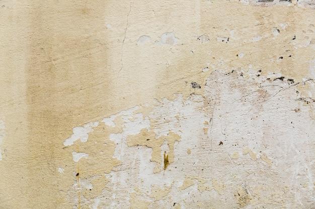 Parede áspera de cimento com tinta