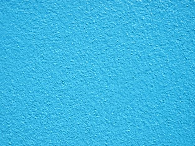 Parede azul, em, edifício industrial