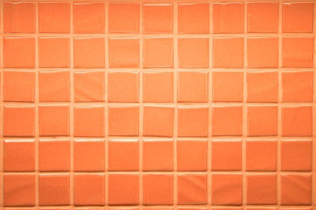 Parede azulejo telha rosa coral cor de fundo