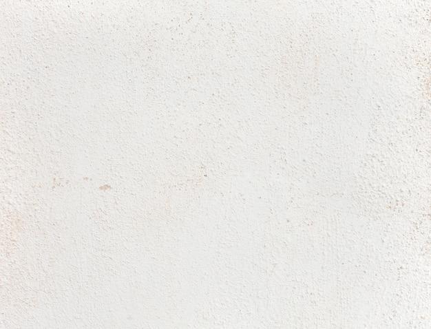 Parede branca abrasiva