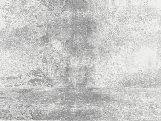 Parede branca suja de cimento natural ou parede de textura velha de pedra. banner de parede conceitual, grunge, material ou construção.