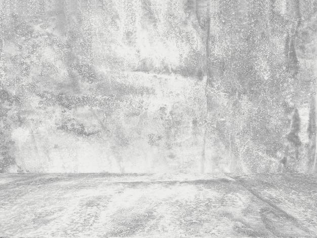 Parede branca suja do cimento natural ou da textura velha de pedra como uma parede retro do teste padrão. banner de parede conceitual, grunge, material ou construção.