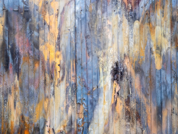 Parede da casa de madeira, a textura da madeira crua