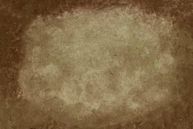 Parede da cor de brown do grunge, pintura azul abstrata da cor. grunge projetado na textura da parede