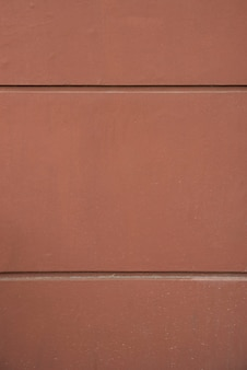Parede de blocos de rocha marrom