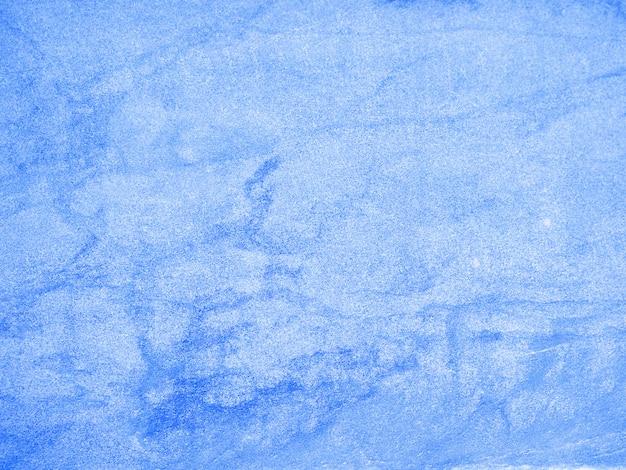 Parede de cimento azul grunge