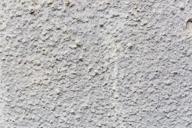 Parede de cimento com textura grossa