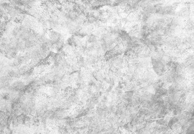 Parede de cimento de concreto branco e textura