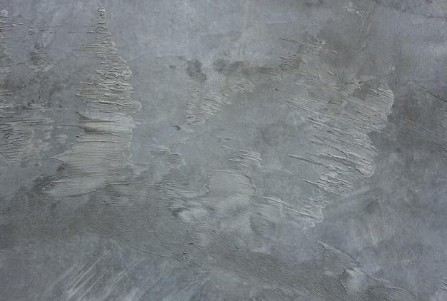 Parede de cimento de concreto cinza e textura