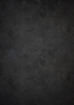 Parede de cimento escuro e preto