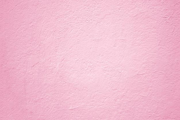 Parede de concreto rosa, fundo de gesso de textura de superfície para o projeto
