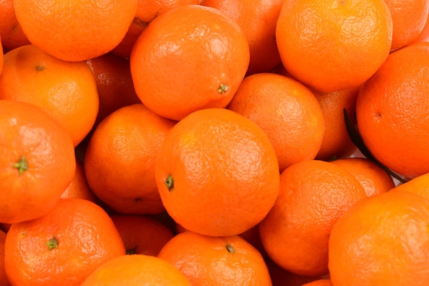 Parede de laranja mandarim.