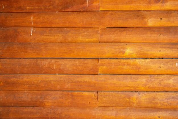 Parede de madeira como o fundo de textura