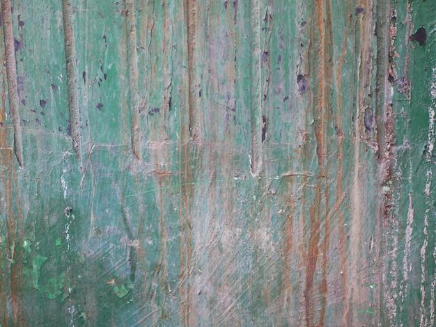 Parede de madeira de prancha turquesa. visão ampliada. textura para parede