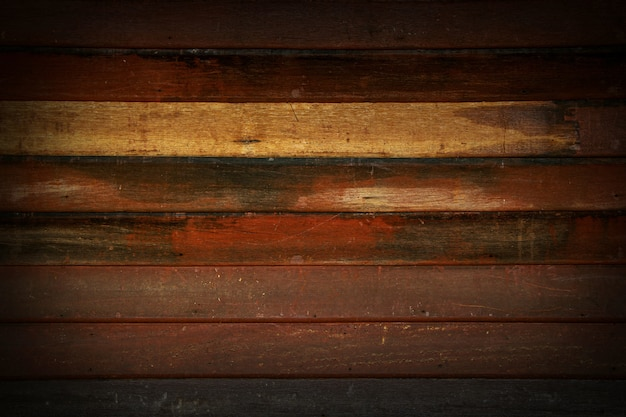 Parede de madeira de sobreposição de fundo