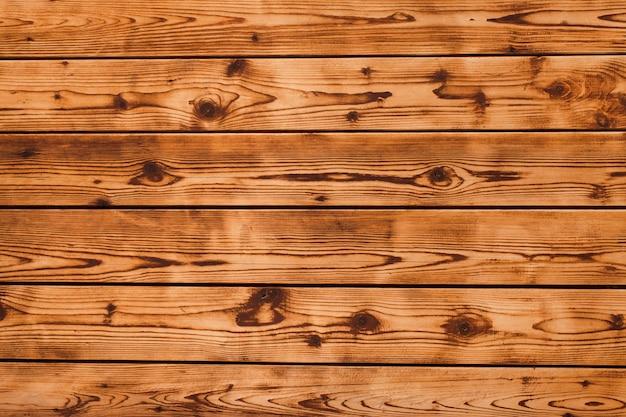 Parede de madeira marrom
