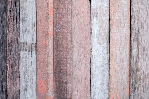 Parede de textura de madeira marrom