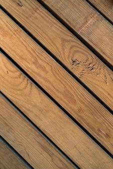 Parede de textura de madeira para plano de fundo e textura.