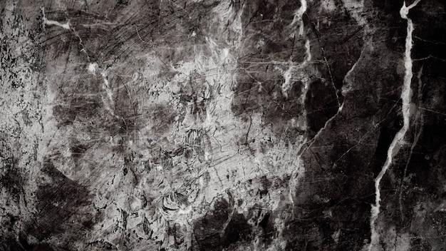 Parede de textura preto e branco