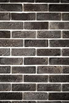 Parede de tijolo cinza claro