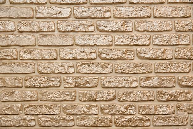 Parede de tijolo de fundo de textura