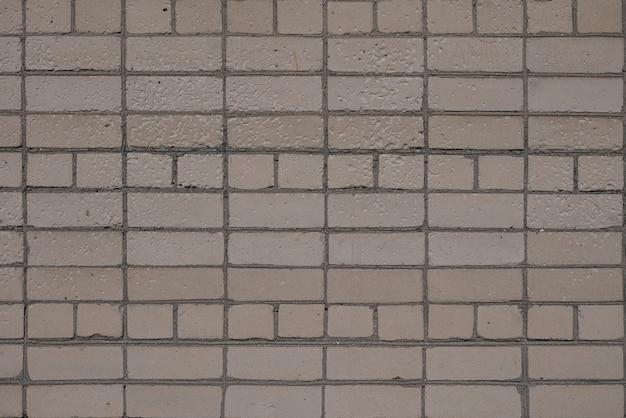 Parede de tijolos, fundo de tijolo branco